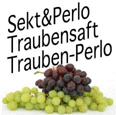 Sekt & Perlo & Traubensaft