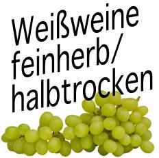 Weißwein halbtrocken