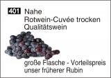 Nahe Rotwein-Cuvée trocken